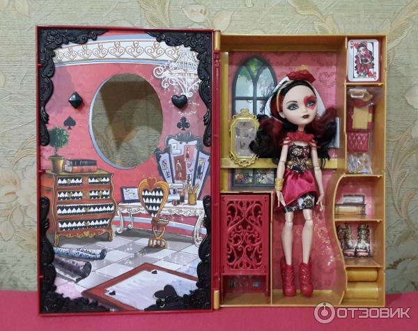 Что можно сделать для кукол своими руками эвер афтер хай 45