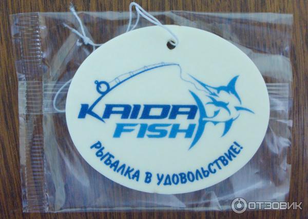 Рыболовный магазин каида фиш в москве
