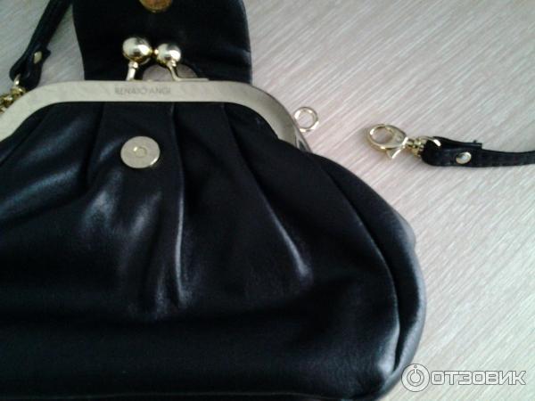 Отзыв о Женская сумка RENATO ANGI, Элегантная стильная мини-сумка