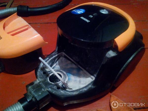 Ремонт пылесоса в домашних условиях