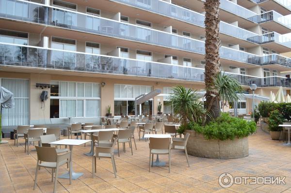 Испания салоу отели