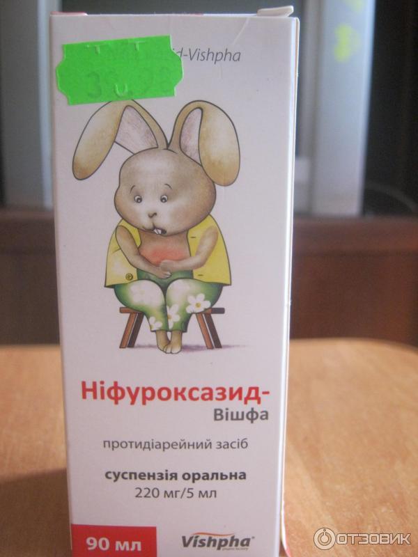 Нифуроксазид-вишфа Инструкция Суспензия Для Детей - фото 11