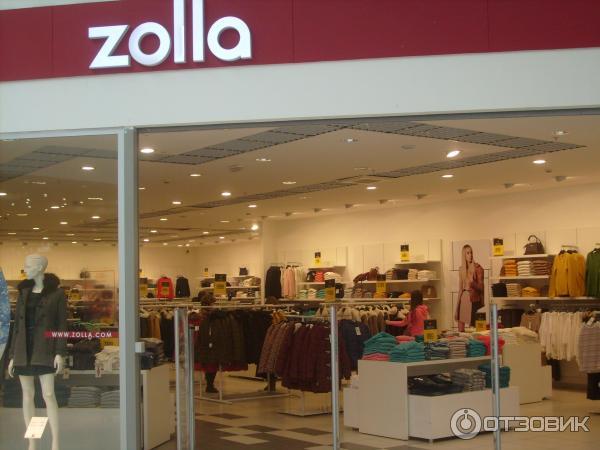 Магазин Одежды Zolla