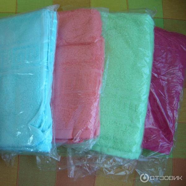 Какие полотенца лучше впитывают влагу