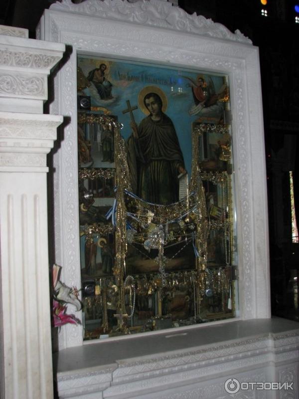 Святой Иоанн Русский Греция Эвбея