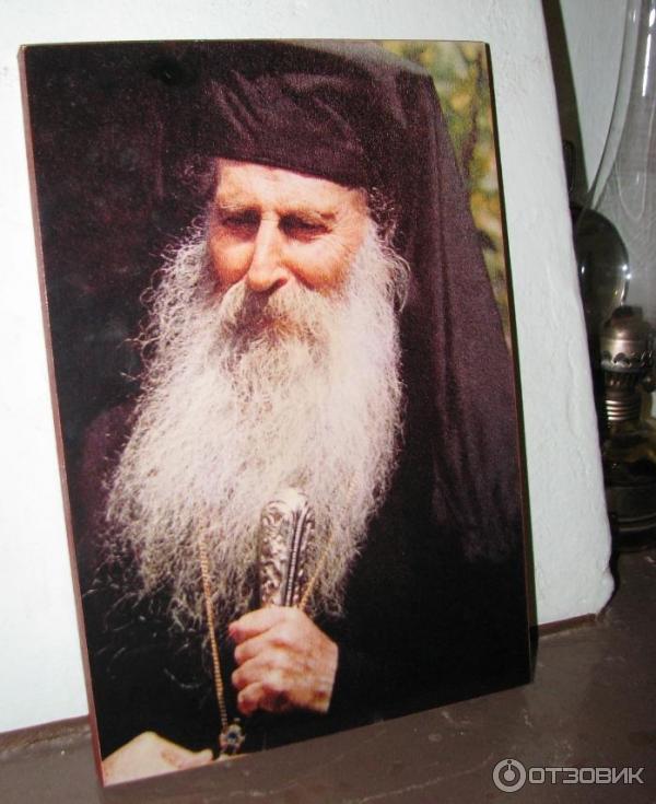 Старец Иаков монастырь св Давида о Эвбея