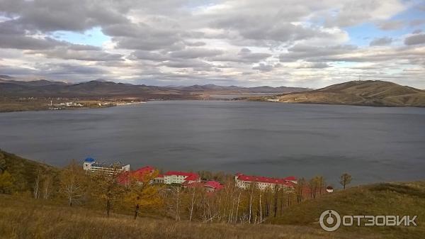 Отдых на озере Якты-Куль