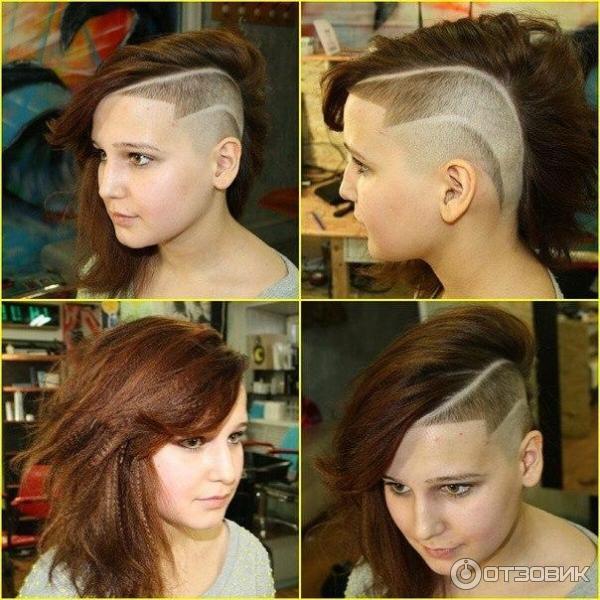 Брить лоб для роста волос