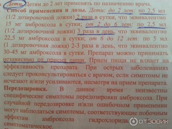 Ведмедик Бо От Кашля Инструкция
