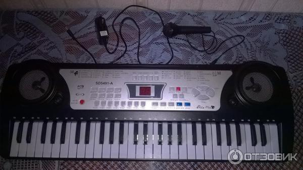 Синтезатор ремонт своими руками