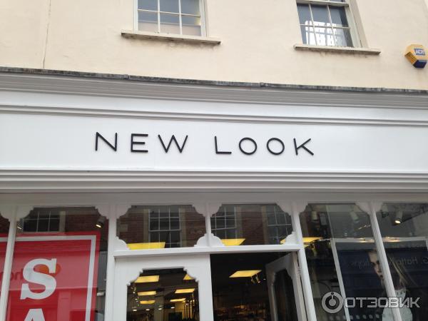 Магазин Look