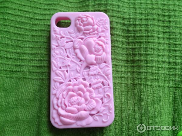 Подарок от олвейс розовый чехол на телефон 100