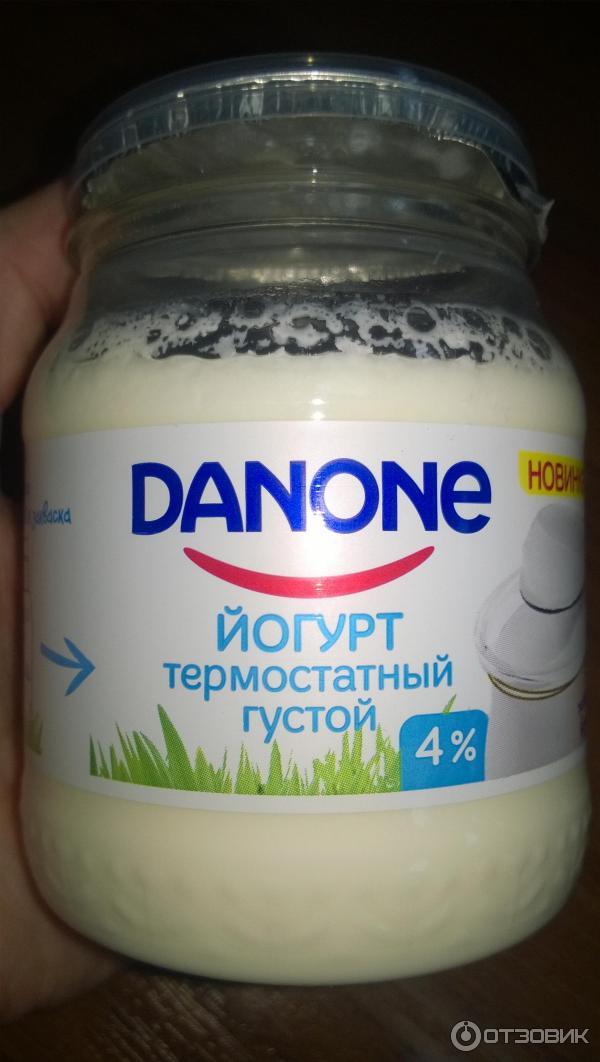 Как сделать йогурт гуще