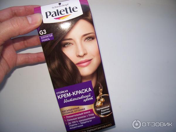 Краска для волос золотистый кофе