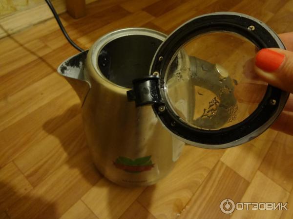 Крышка чайника своими руками
