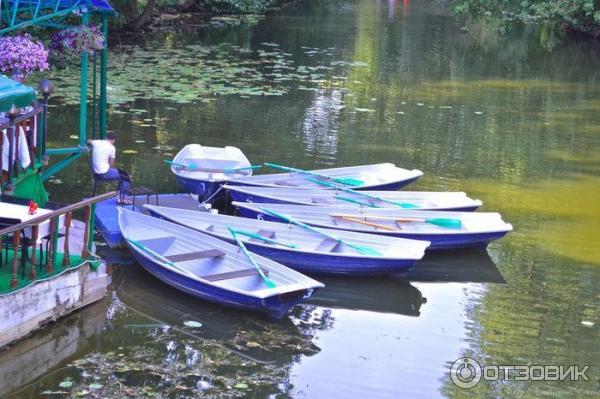 Покататься на лодке в кузьминках цена