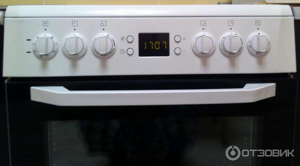 Электрическая плита BEKO