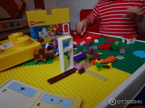 Лего Инструкция Classic - фото 7