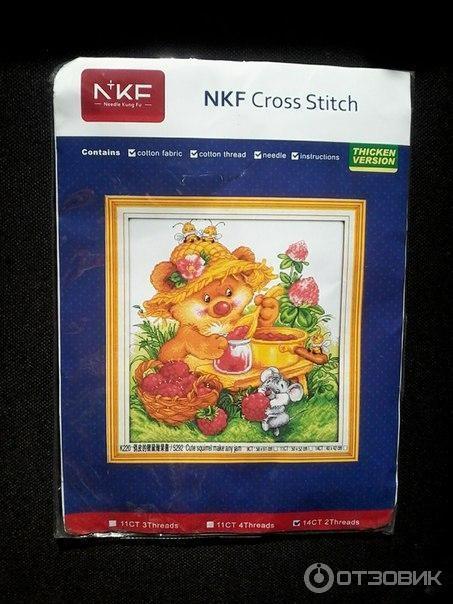 Наборы для вышивки nkf
