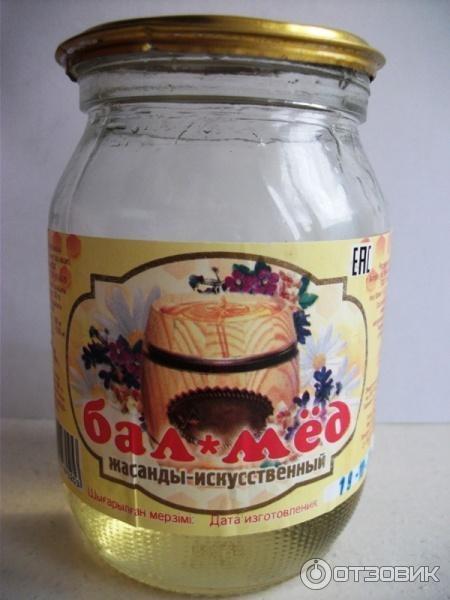 Искусственный мед в домашних условиях 3