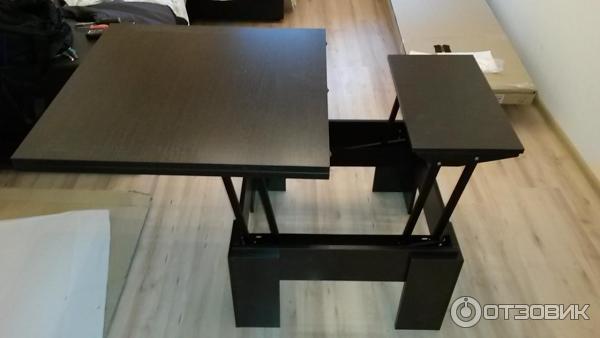 Стол-трансформер  много мебели