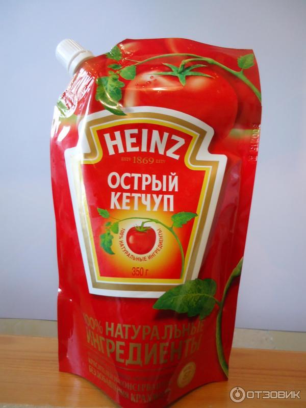Как сделать кетчуп хайнц в домашних условиях 939