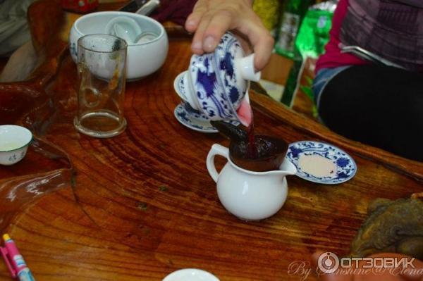 чайная церемонич в нихао спб