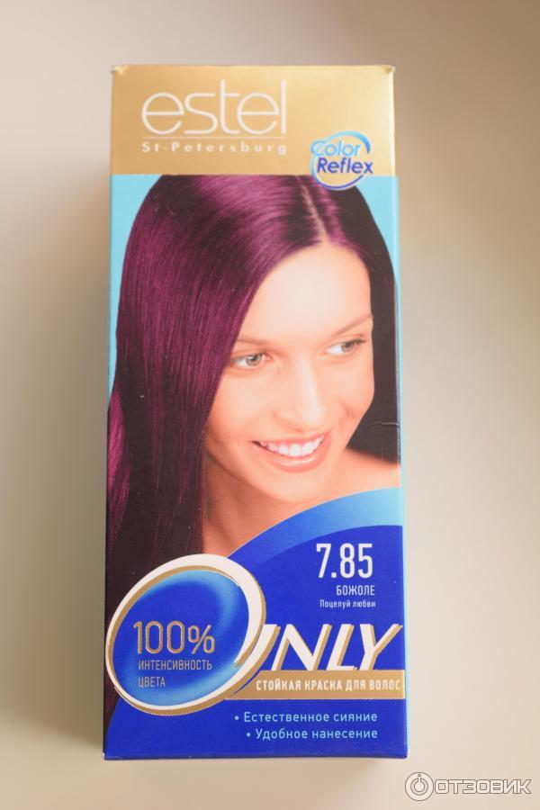 Хорошая стойкая краска для волос