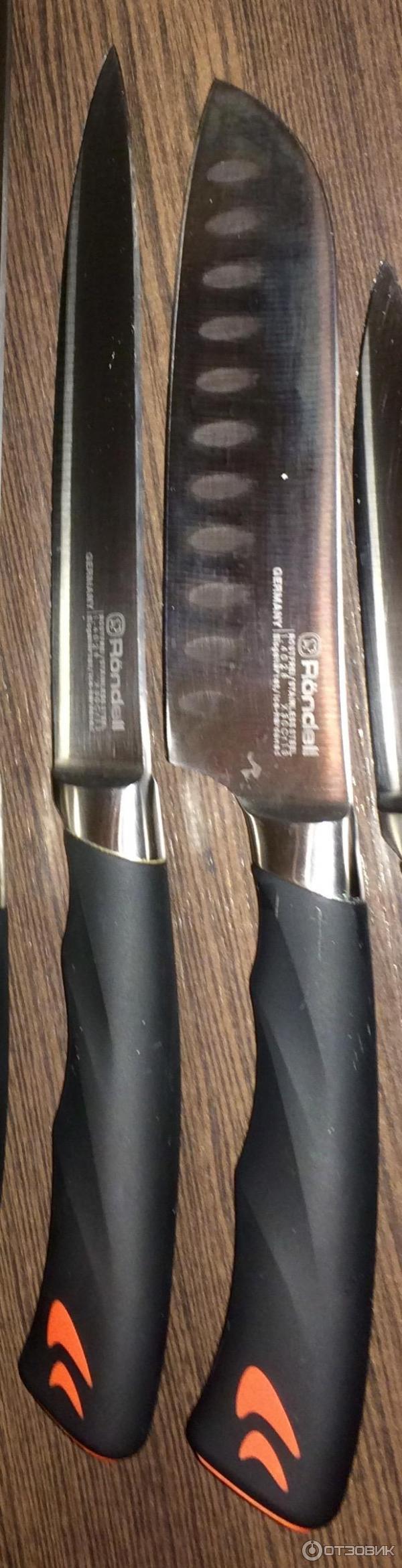 Набор ножей Rondell