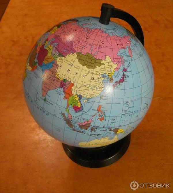 Глобусы в подарок детям