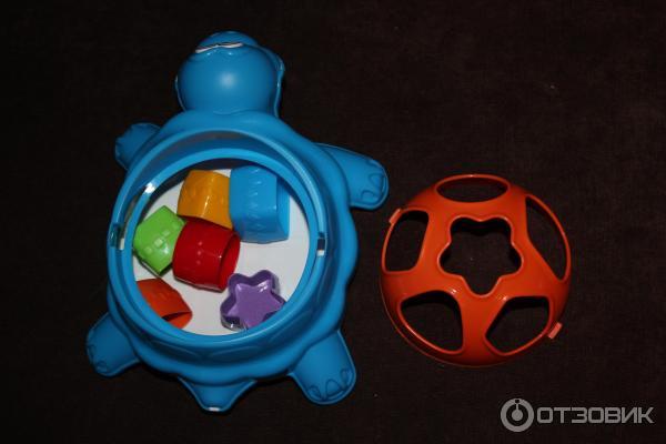 Игрушки дидактические Нордпласт фото
