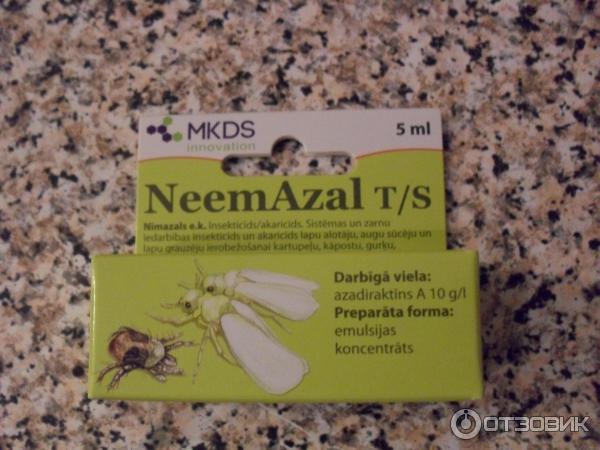Neemazal инструкция