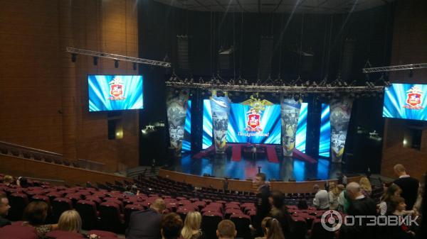"""Отзыв о концертный комплекс """"крокус сити холл"""" (россия, моск."""