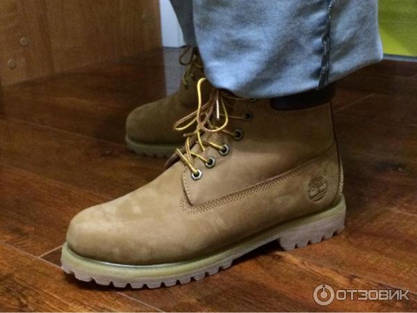 Отзыв о Russia-timberland.ru - интернет-магазин обуви  0966e237399d8