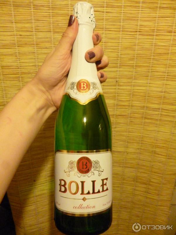 Винный напиток bolle