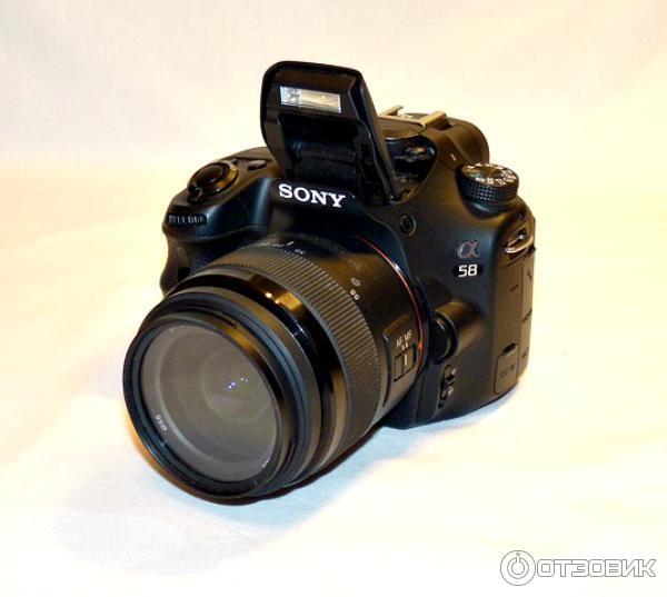 инструкция по эксплуатации Sony Slt-a58 - фото 11