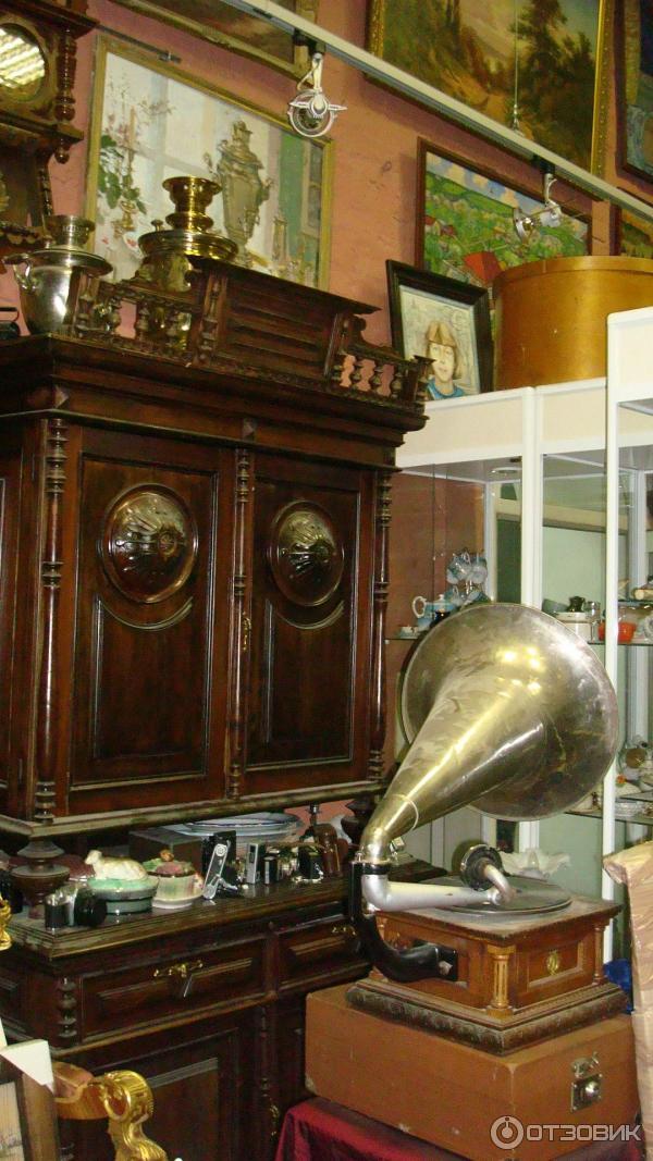 Антикварные магазины аликанте