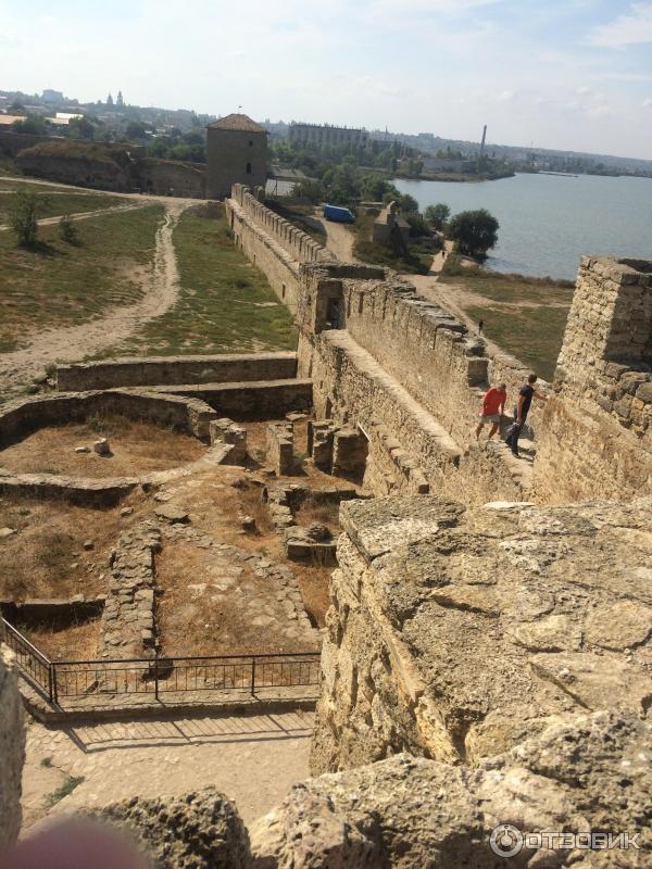 Фото альбом украина - белгород-днестровский (крепость 14 века не является ис белгород-днестровский, крепость