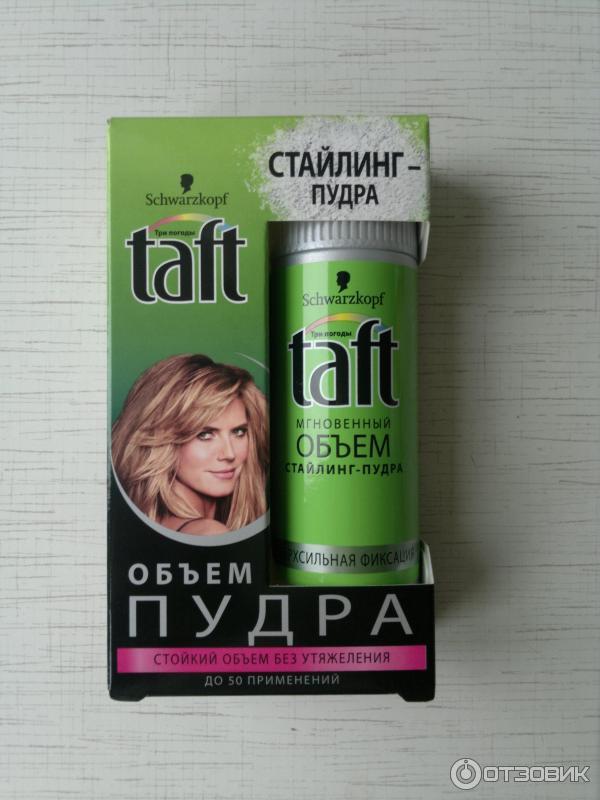 Во-вторых, «тафт» качественно позволяет решить проблему тонких волос.