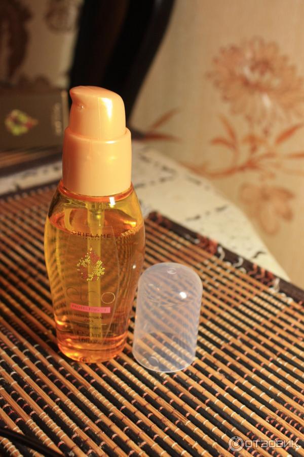 Орифлейм масло для волос отзывы