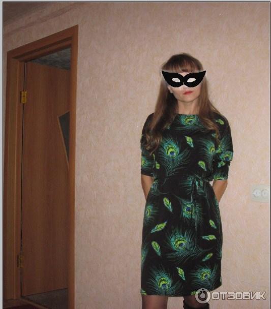 Реклама о женских платьях фаберлик