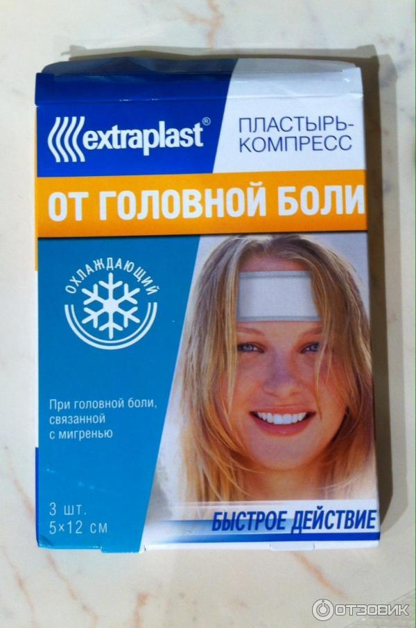 Электронный пластырь от мигрени