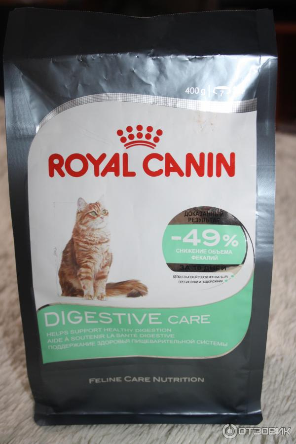 Сколько корм royal canin давать котенку