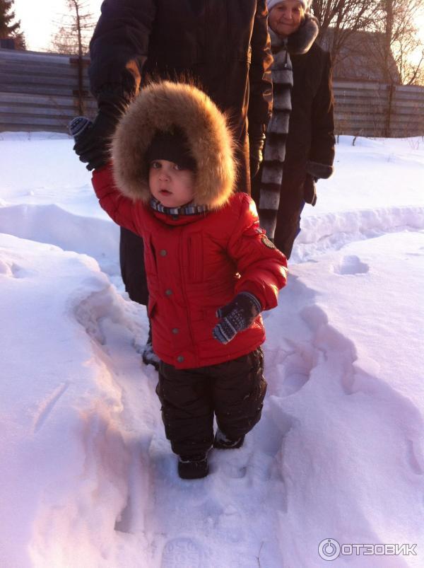 Детские Зимнее Костюмы Борелли
