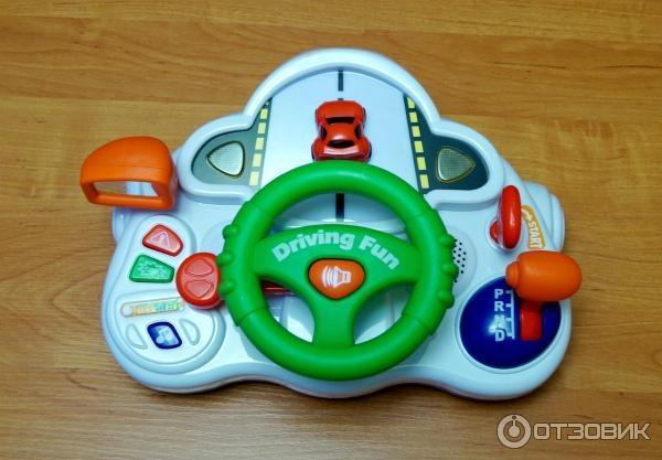 Занимательное вождение. игрушка