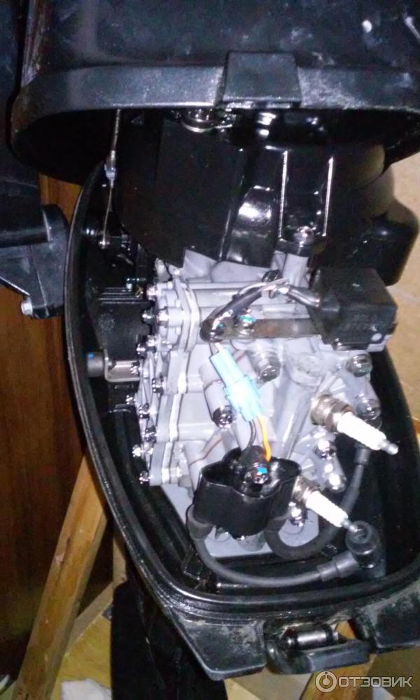 Чем почистить лодочный мотор