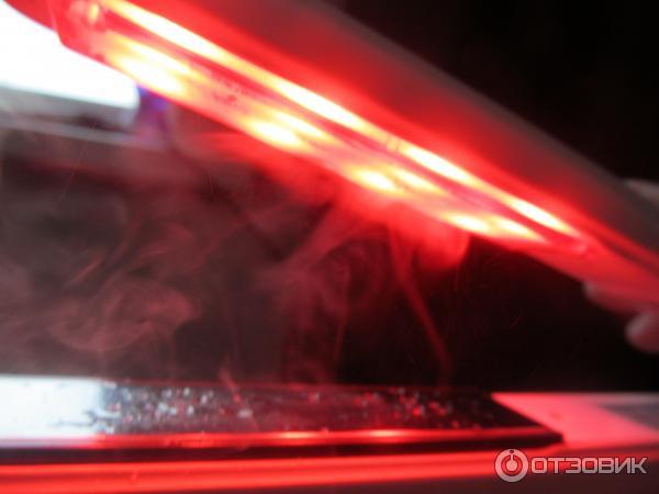Инфракрасный и ультразвуковой утюжок Molecule Professional фото