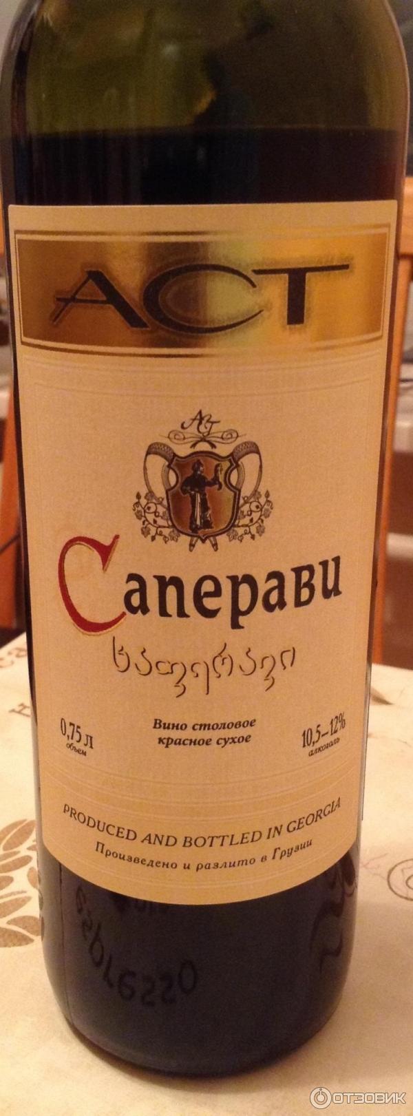 Хорошее Красное Сухое Вино