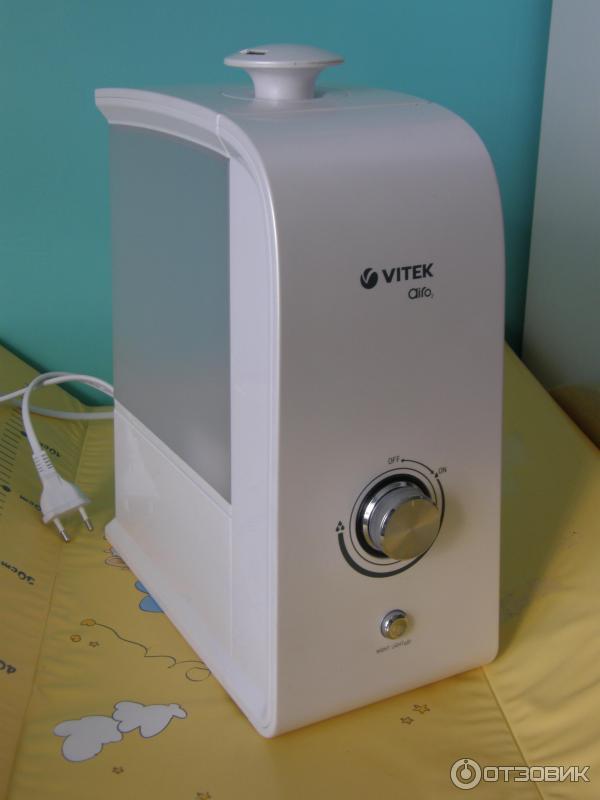 увлажнитель воздуха Vitek Airo2 инструкция по применению - фото 10