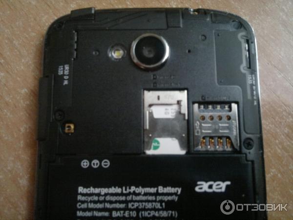 образом, если как вскрыть корпус смартфон асер настоящий